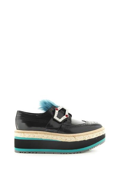 Prada shoes multicolor