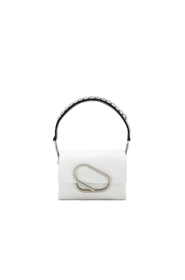 3.1 phillip lim Alix Micro Sport Bag in white
