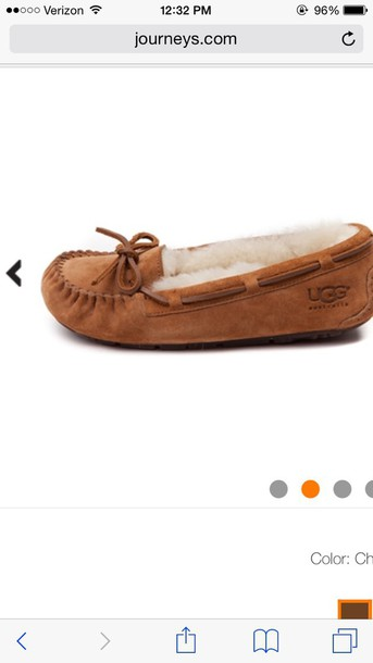 shoes ugg slippers bella chestnut