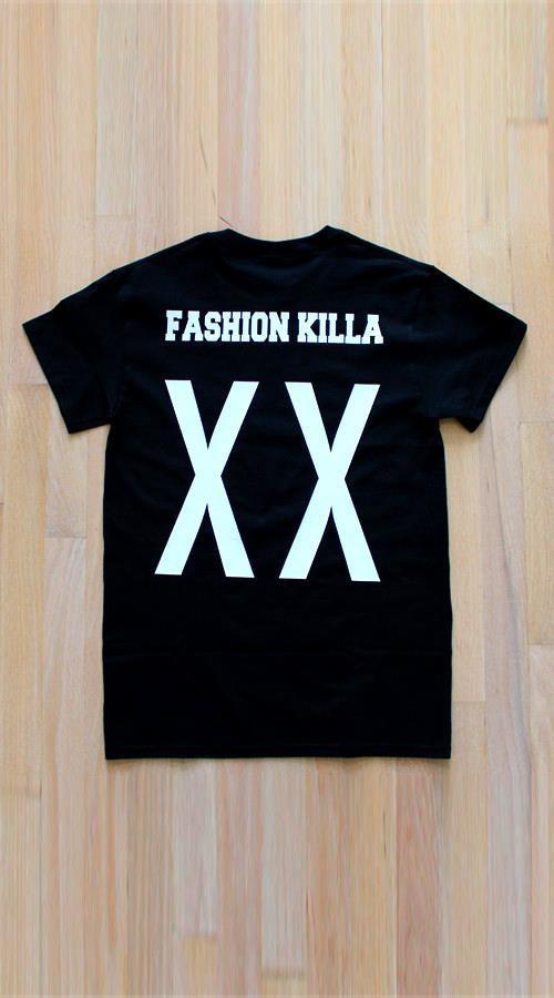 Fashion Killa Shirt October 2017