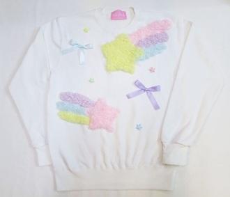 sweater kawaii style pastel fashion