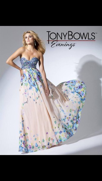 prom dress evening dress bustier dress