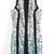 Gradient Color Sleeveless Back Zipper Fit Dress - Sheinside.com