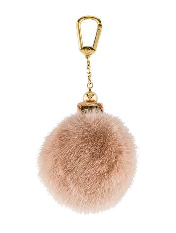 Louis Vuitton Fluffy Bag Charm