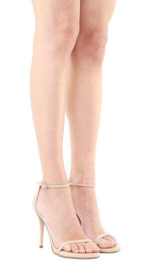 sandals leather sandals leather nude shoes