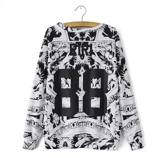 The riri remix 88 sweater