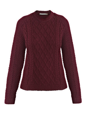 Buy BALENCIAGA Cable knit sweater from Matches Fashion 1e53f4272
