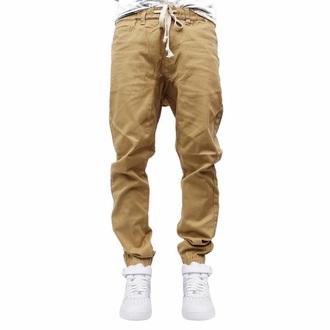pants mens chino pants joggers khaki