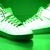 ADIDAS LIMITED EDITION SHOES High Top Big Tongue Luminous