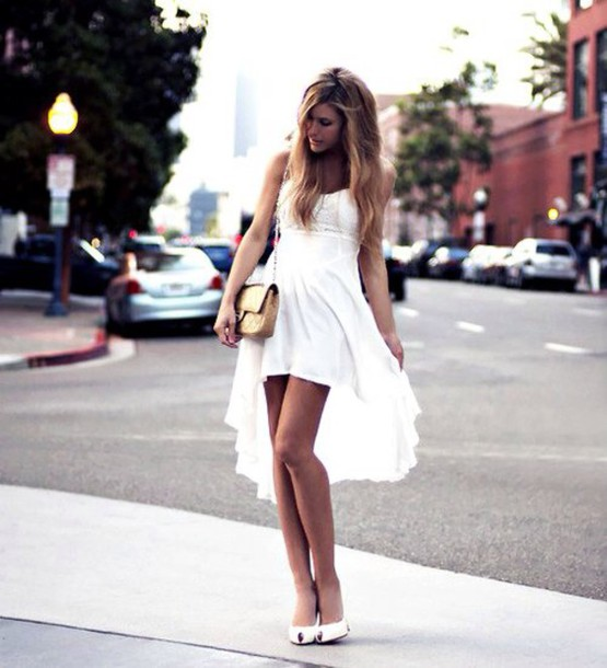 dress asymmetrical