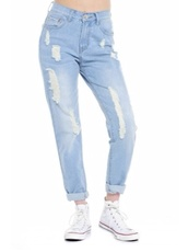 jeans,high waisted jeans,boyfriend jeans,denim,distressed high waisted jeans