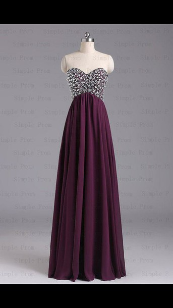 dress, prom dress, sequin top, burgundy dress, long prom dress ...