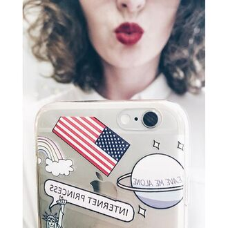 phone cover yeah bunny usa leave me alone iphone cover iphone case iphone rainbow