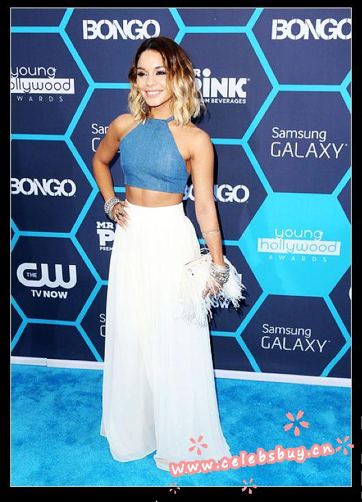 Vanessa hudgens top 2014 young hollywood awards_new arrivals(446)_celebrity dress online shopping prom dress