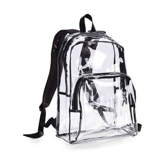 bag transparent  bag black clear grunge soft grunge 90s grunge 90s style rucksack backpack