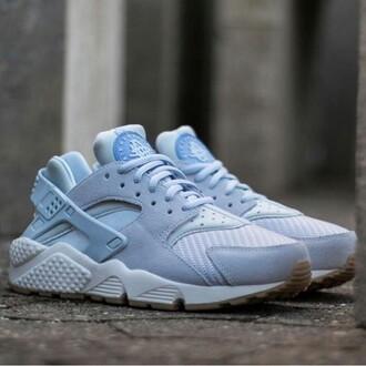 shoes blue light blue fashion sneakers sportswear cool trendy summer style boogzel