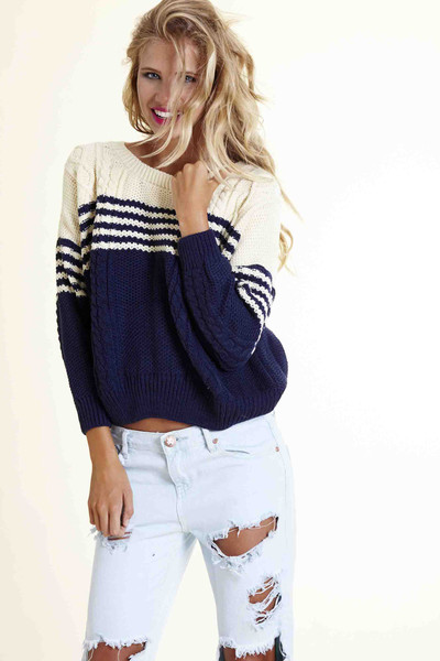 Heart Warming Jumper | Justa Local Store