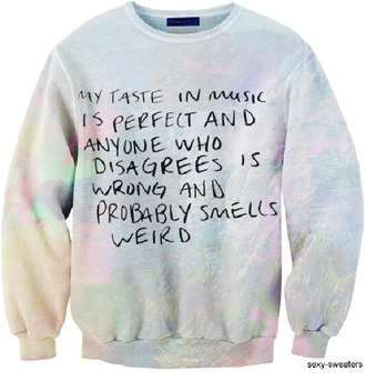 sweater tumblr pastel cute lovely pastel goth funny sweater