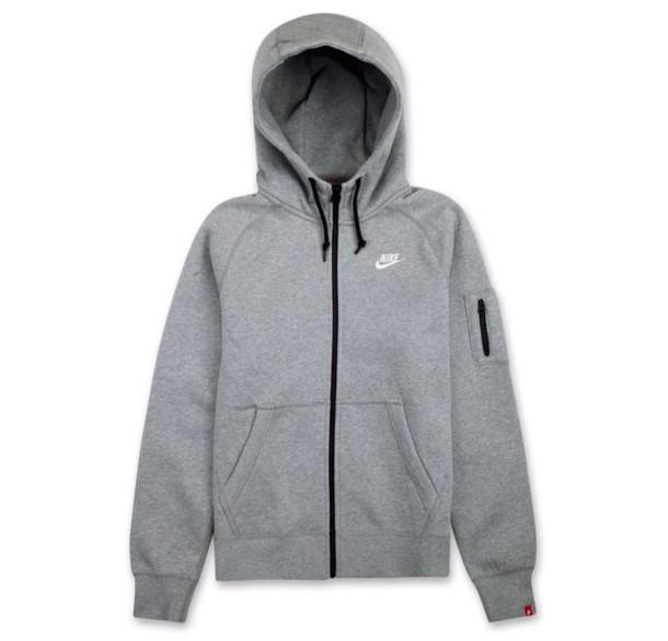 jacket grey nike