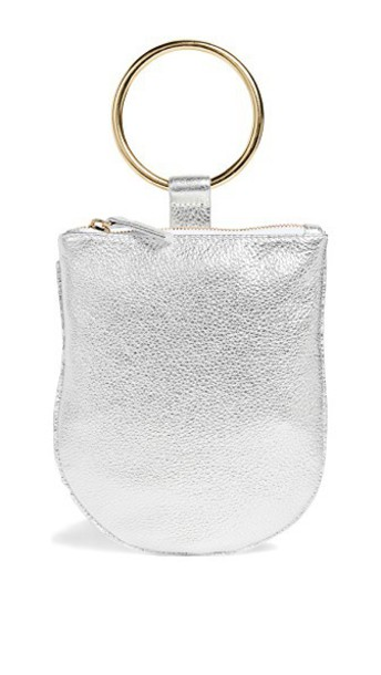 OTAAT/MYERS Collective pouch silver bag