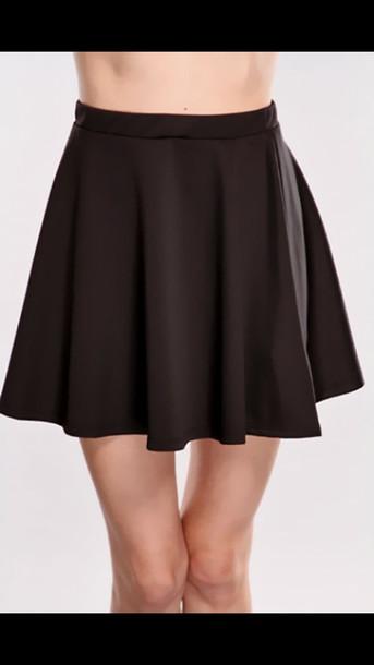 skirt flowy skirt high waisted skirt black hipster grunge