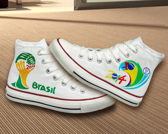 shoes men mens shoes clothing hand painted fifa world cup football sport hand painted shoes custom painted shoes converse best gifts fathers day gift