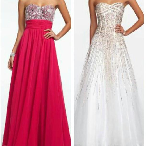 dress prom dress pink prom dress glitter prom dress long prom dress dress