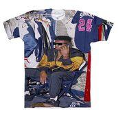 t-shirt,deion sanders,prime time,nfl,mlb,nfl shirt,mlb shirt,hypebeast,complex magazine,supreme,bape,nike,vintage