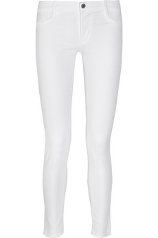 James Jeans Twiggy mid-rise skinny jeans  - 61% Off Now at THE OUTNET