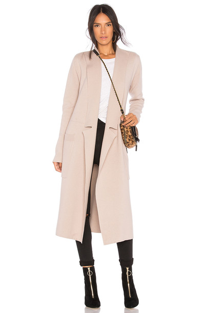 Soia & Kyo coat trench coat beige