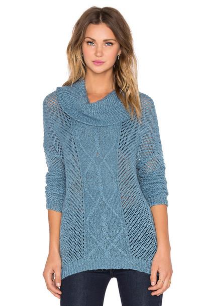 BB Dakota sweater blue