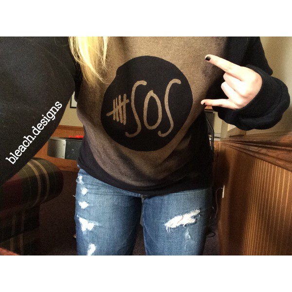 5 seconds of summer 5 seconds of summer sweater
