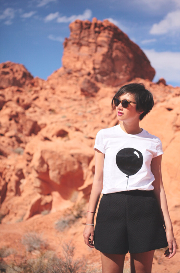 le monde de tokyobanhbao t-shirt shirt shorts sunglasses