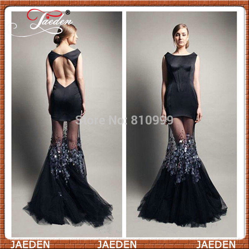 Aliexpress.com : buy pp612 2014 sexy red sheer long sleeves open back mermaid lace long prom dress 2015 formal party gown vestidos de fiesta from reliable dress fork suppliers on suzhou jaeden garment co., ltd.