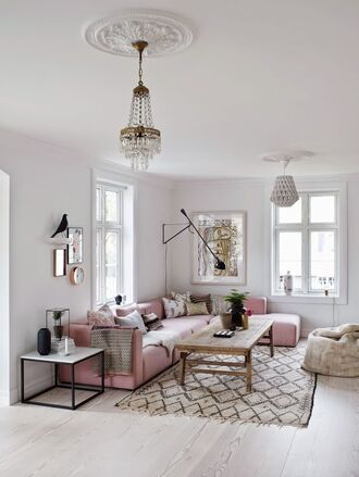 home accessory pink tumblr home decor furniture home furniture sofa living room
