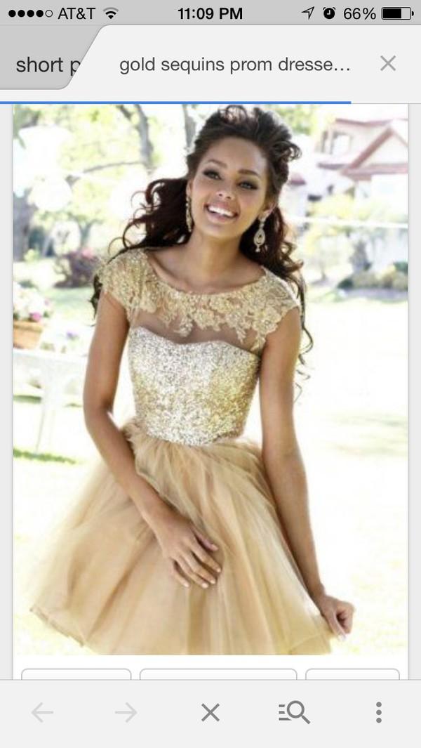 dress gold prom dress short dress shorts short dress short party dresses lace dress