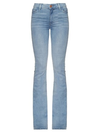 jeans flare jeans flare high light blue light blue