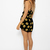 Hysteria Playsuit - Sunflower Print