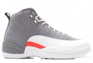 WindyCitySole - AIR JORDAN RETRO 12 COOL GREY GS