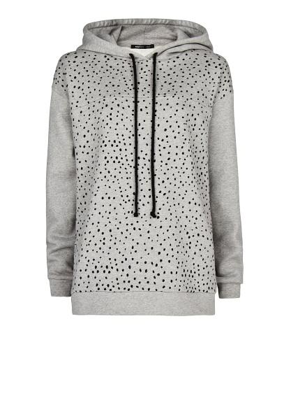 premium - polka-dot hoodie