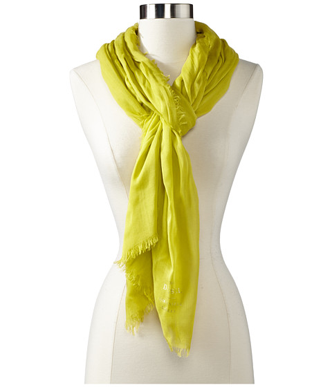 Diesel Sciangiant Scarf Yellow - Zappos.com Free Shipping BOTH Ways