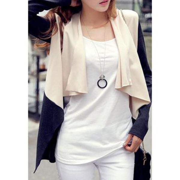 dress clothes fahsion coat
