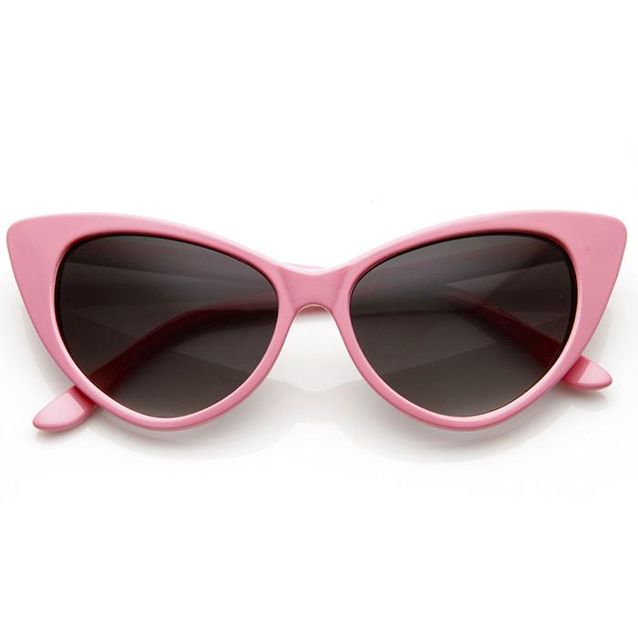 Marilyn retro cat eye sunglasses – flyjane