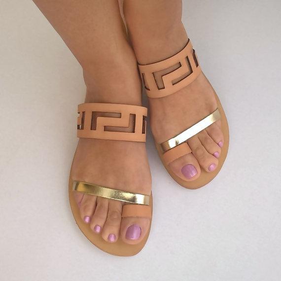 66299b659fff meander sandals