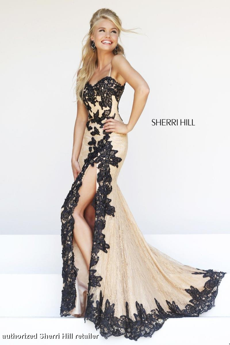 prom dresses jovani sherri hill