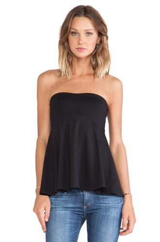 top flare black
