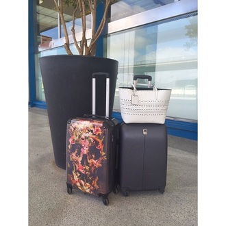 bag white bag enjoyphoenix big travel