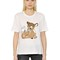 Bambi sequin alex cotton jersey t-shirt
