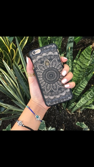phone cover henna black pretty hot cute phone iphone nails kylie jenner cute outfits