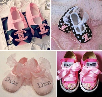 shoes baby pink baby clothing baby baby shoes pink yves saint laurent luis vuitton chanel dior all star converse beautiful style denim